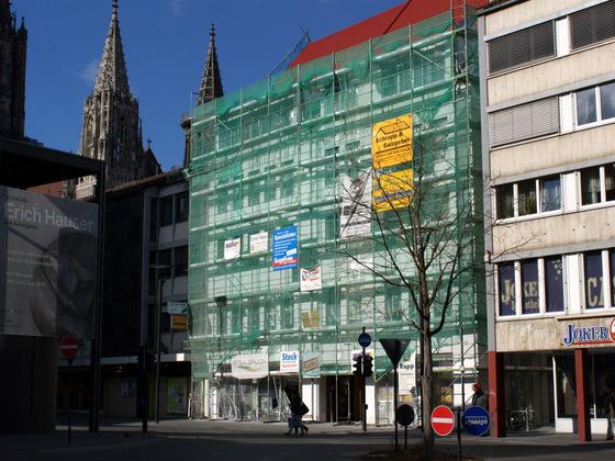 Ulm Umbau & Aufstockung Wohn & Geschäftshaus Neue Strasse (13)