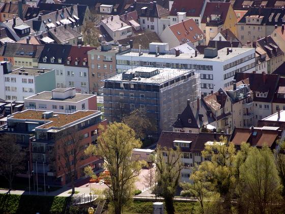Neu Ulm Riku-Hotel  Augsburger Straße (15)