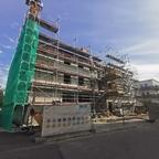 Ulm, Neubau an der Blau, Oktober 2020