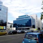 Ulm Bürogebäude-Ensemble Businesspark  Weststadt Einsteinstraße  (7)
