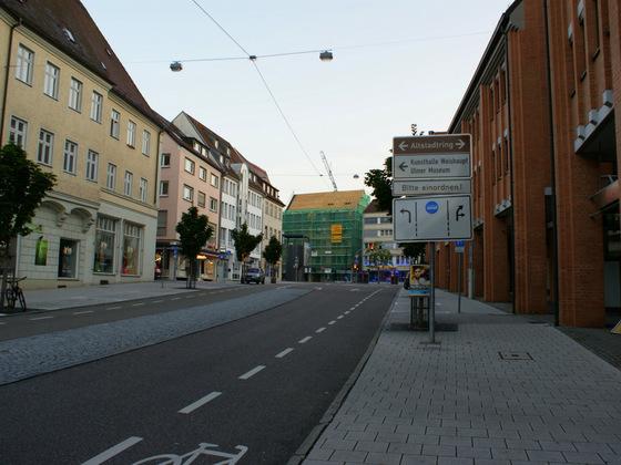 Ulm Umbau & Aufstockung Wohn & Geschäftshaus Neue Strasse (4)