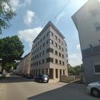 Ulm Bleichstraße Mai 2018