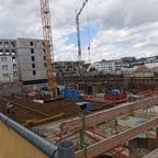 Ulm, Neubau Quartier Söflingen Mai 2020