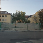 Ulm | Neubau am Ehinger Tor Juni 2018