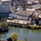 Neu Ulm Wohnen am Jahnufer  Alte Produktionsgelände der Firma Lebkuchen Weiss und die Flussmeisterei (7)