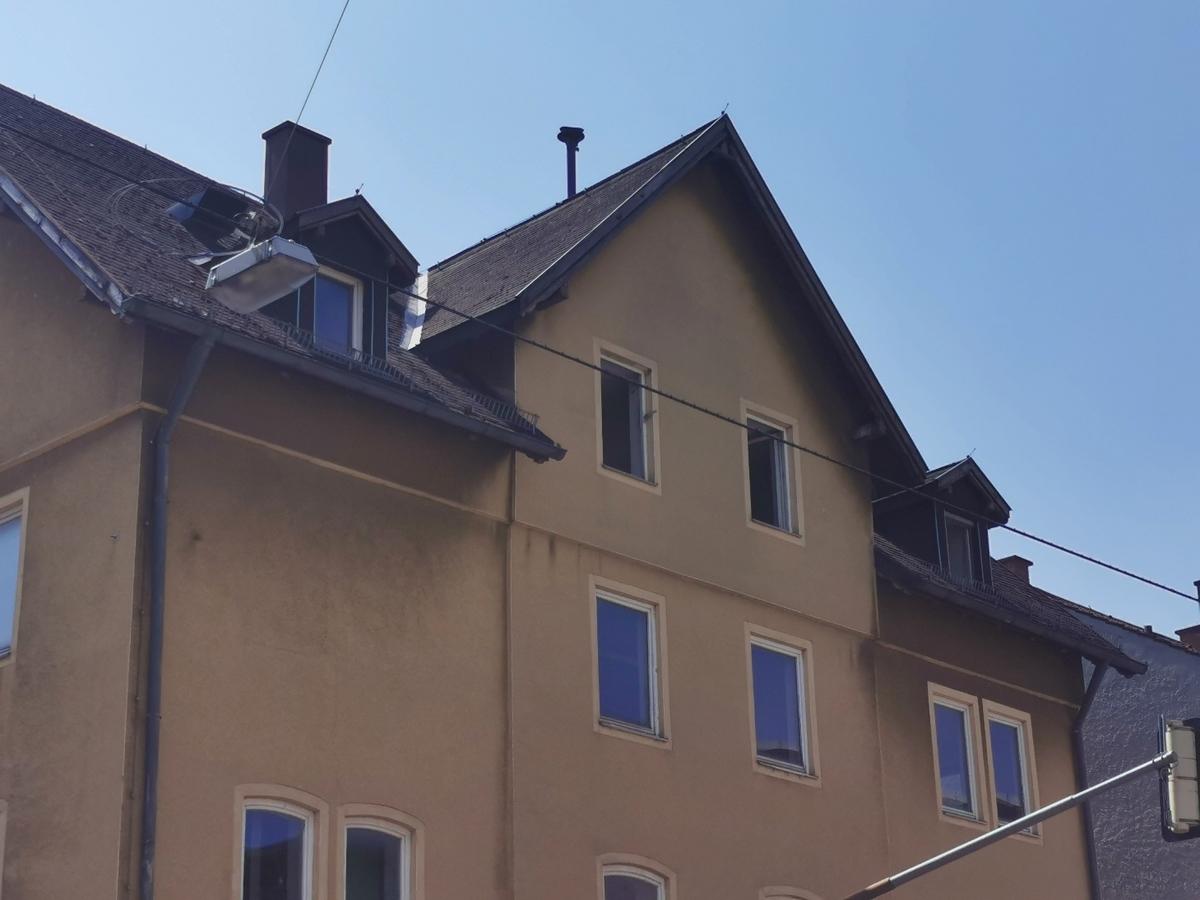 Ulm, Neubau, Karlstraße 36 Syrlinstraße