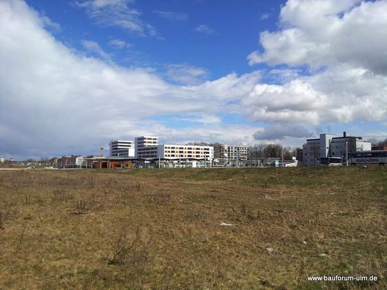 Neu Ulm Wohnen am Glacispark 2  NU21 April 2013 (1)