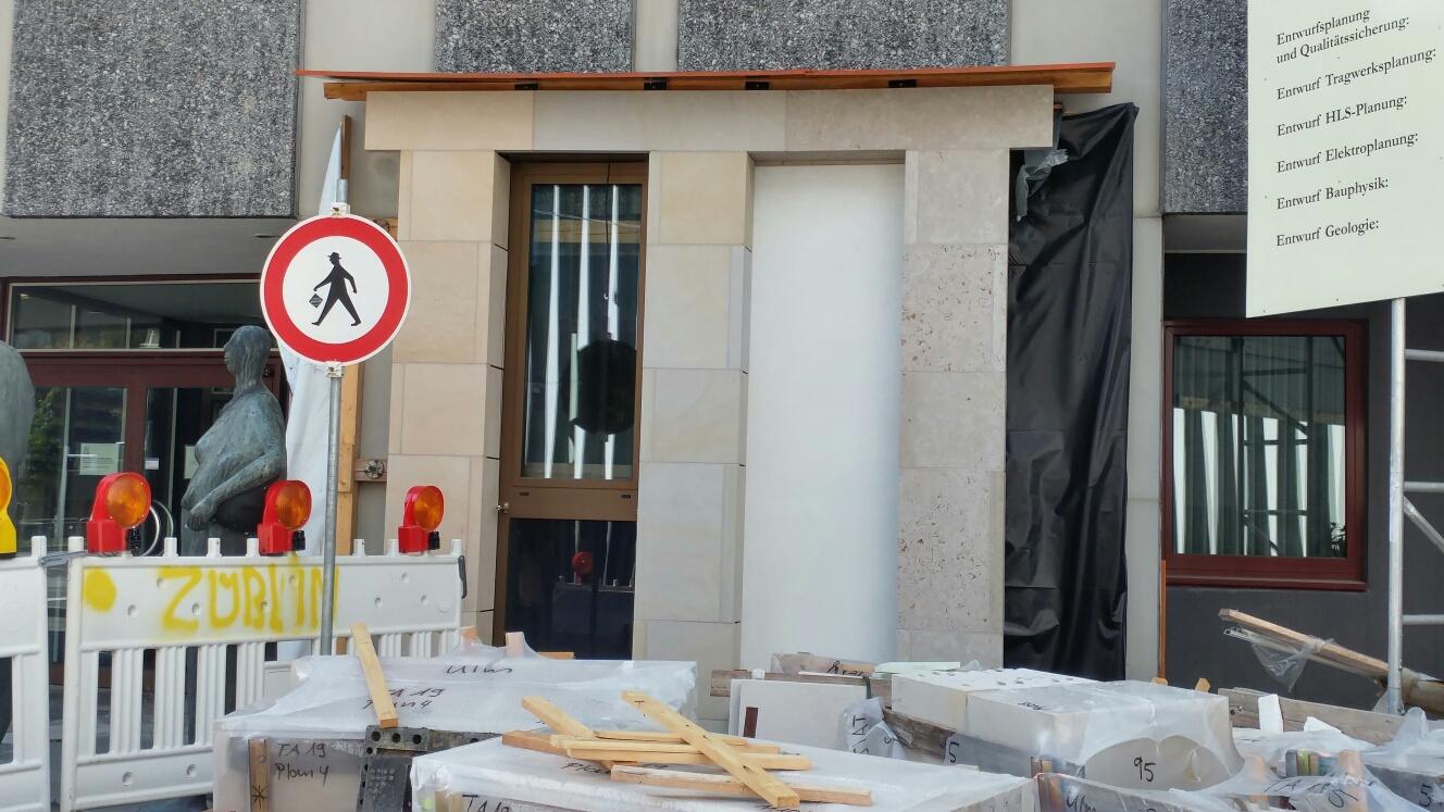 Neubau Staatsanwaltschaft Ulm