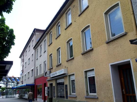 Neu Ulm  Wohn- und Geschäftshaus  Ecke PetrusplatzMarienstraße (1)