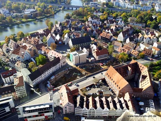 Ulm Panorama Oktober 2012 Herbststimmung (1)
