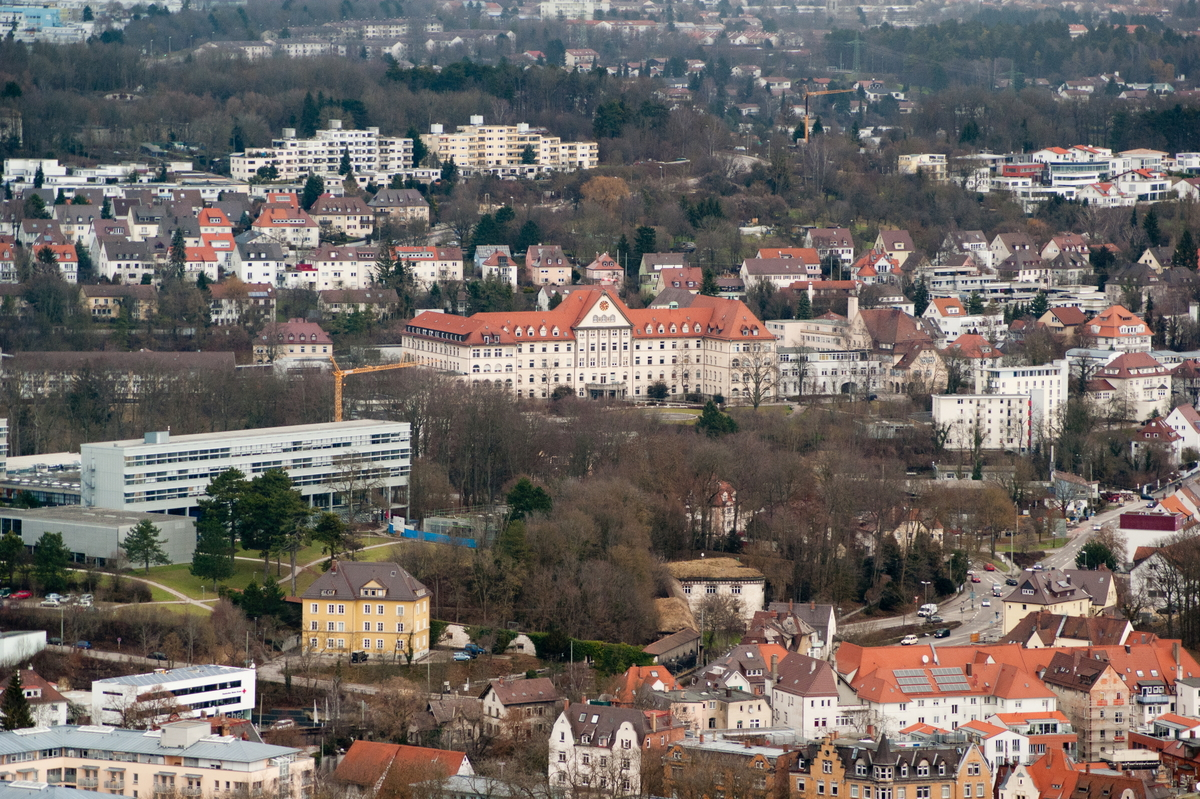 Ulm Klinikareal am Safranberg (1)