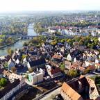 Ulm Panorama Oktober 2012 Herbststimmung (13)