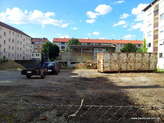 Ulm Wörthstraße 11 bis 13 Juli 2013