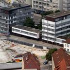 Ulm Wohn- und Einkaufsquartier Sedelhöfe  Abriss der Bestandsbebauung August 2013 (4)