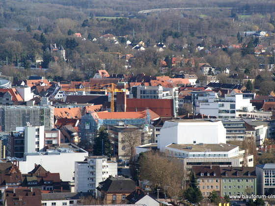 Ulm Ärztehaus mit Apotheke  Keltergasse 1 April 2013