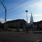 Ulm Wengentor Olgastraße Wengengasse (36)