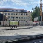Ulm Das Ypsilon August 2017
