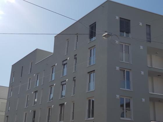 Ulm Elisabethstraße 18 Juni 2018