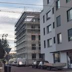 Ulm Neubau Quartier Söflingen Oktober 2020