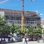 Ulm, Hotel am Münsterplatz, August 2020
