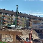 Dichterviertel Neubauten
