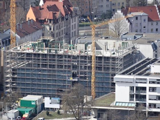 Erweiterung  Landratsamt Ulm
