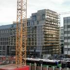 Ulm Neubau Bahnhofstraße Oktober 2020