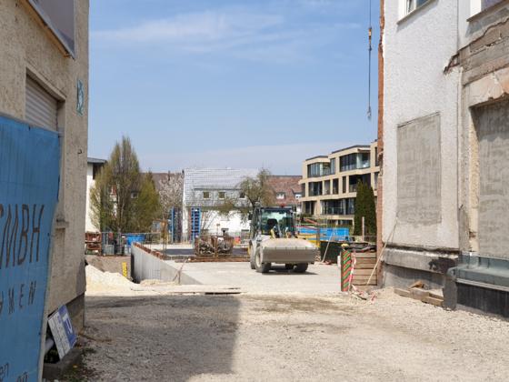 Breuer Neubau Verwaltung April 2019