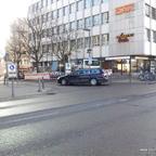 Ulm Wohn und Einkaufsquartier Sedelhöfe März 2013