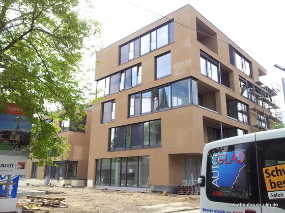 Ulm Neues Gemeindehaus  Wohnanlage Königstraße Mai 2013 (4)