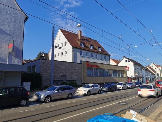 Bestandbau / Neubau Söflingen Juli 2019