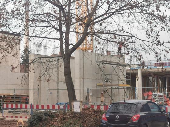 Ulm, SK Neubau, Söflinger Straße 120/124