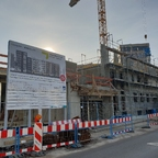Ulm, Schwamberger Hof, Januar 2019