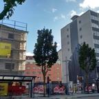 Neu Ulm Neubau Marienstraße September 2017
