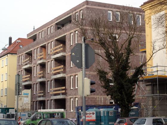 Neu Ulm Luitpoldhöfe  Luitpoldstraße  (5)