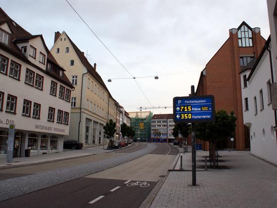 Ulm Umbau & Aufstockung Wohn & Geschäftshaus Neue Strasse (3)