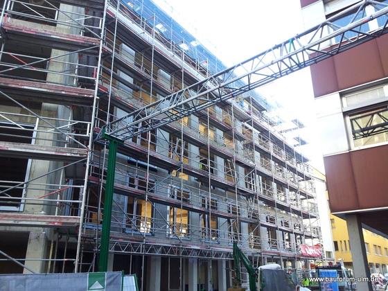 Ulm Ärztehaus mit Apotheke  Keltergasse 1 Dezember 2012 (2)