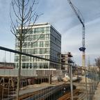 Ulm Magirus Deuz Straße Neubau Anbau Januar 2015 2