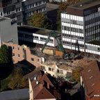 Ulm Sedelhöfe Abriss der Bestandsbebauung Oktober 2012 (3)