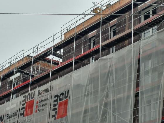 Ulm | Neubau Elisabethenstraße | Dezember 2018