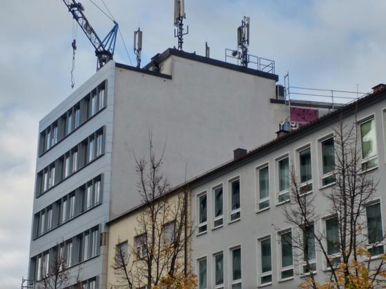 Neu Ulm Marienstraße 2 November 2017