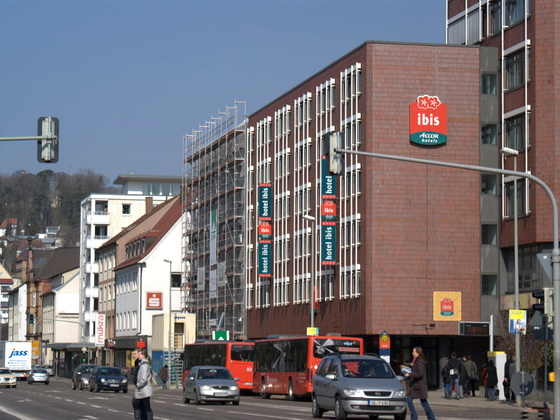 Ulm Etap-Hotel Zentrum Ulm  Neutorstraße 16 (22)