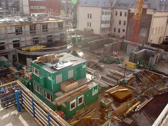 Ulm Erweiterungsneubau St Anna Stift Neubau Siedlungswerk Zeitblomstraße (30)