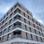 Ulm, Neubau, Quartier Söflingen,Oktober 2021