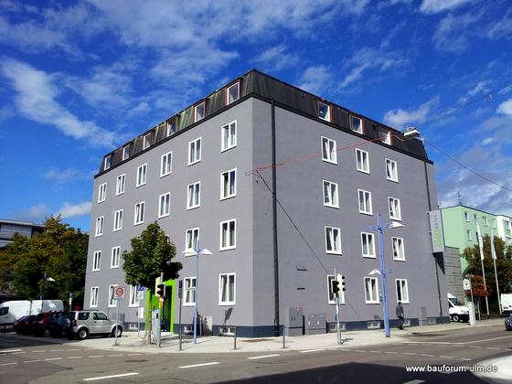 Neu Ulm Riku-Hotel  Augsburger Straße (24)