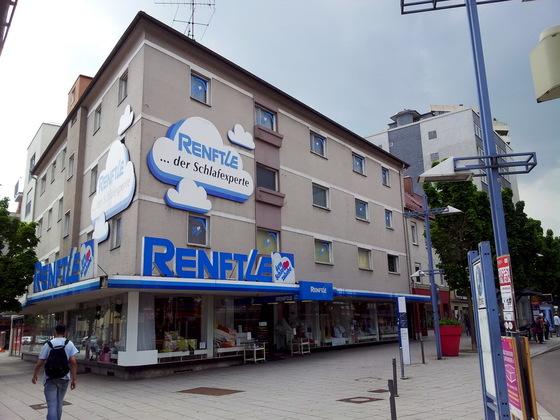 Neu Ulm  Wohn- und Geschäftshaus  Ecke PetrusplatzMarienstraße (2)