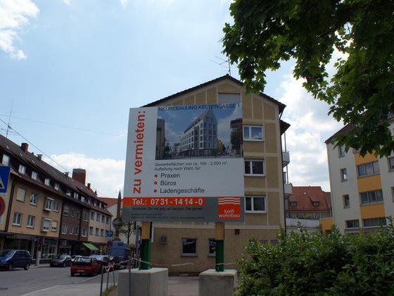 Ulm Ärztehaus mit Apotheke Keltergasse 1 (1)