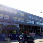 Ulm Neubau Wicona  Bürogebäude-Ensemble Businesspark  Weststadt Einsteinstraße August 2013 (6)