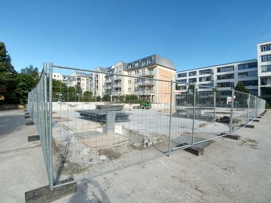 Neubau Bürogebäude Dichterviertel