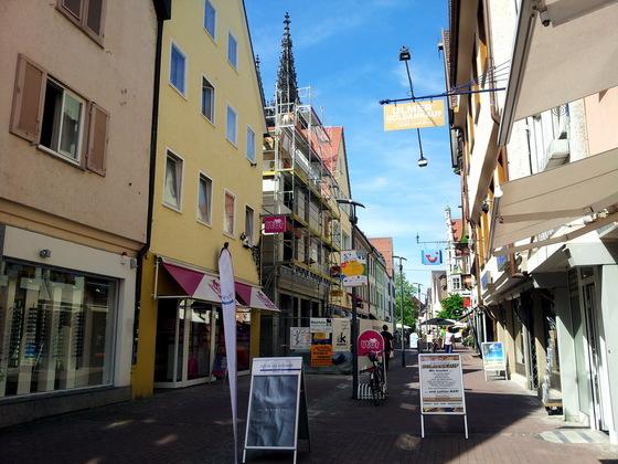 Ulm Wohn und Geschäft Haus Hafengasse 14 (8)